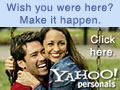 Yahoo! Personals - Wish you were here?